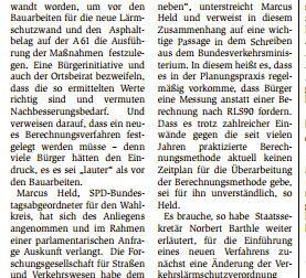"""02.02.2017/Wormser Zeitung: """"Neue Berechnugsmethode"""""""